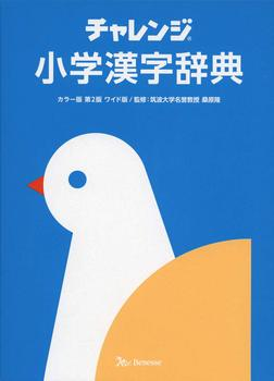チャレンジ小学漢字辞典 カラー版 第2版 ワイド版