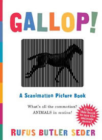 Gallop!(ギャロップ!!洋書版)