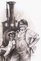 岩波世界児童文学集 ジム・ボタンの機関車大旅行