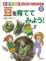 豆を育ててみよう!