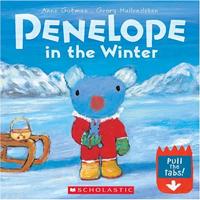 Penelope in the Winter (ペネロペ ゆきあそびをする 洋書版)