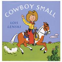 Cowboy Small (カウボーイのスモールさん 洋書版)