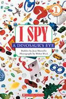 I Spy a Dinosaur's Eye [ミッケ!](洋書) ペーパーバック