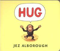 Hug (ぎゅっ 洋書版) ボードブック