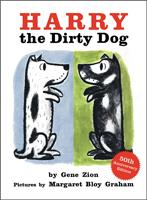 Harry the Dirty Dog (どろんこハリー 洋書版) ボードブック