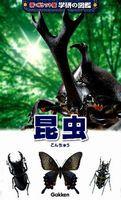 新ポケット版学研の図鑑 (1) 昆虫
