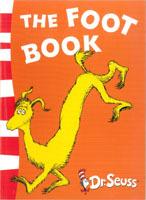 The Foot Book 英語絵本CD付き