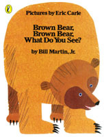 Brown Bear,Brown Bear,What Do You See?英語絵本CD付