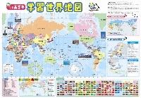 キッズレッスン 小学高学年 学習世界地図