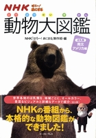 NHK「はろ〜!あにまる」 動物大図鑑 ほ乳類 南北アメリカ編