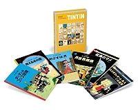 ペ−パ−バック版 タンタンの冒険(3) 6冊セット