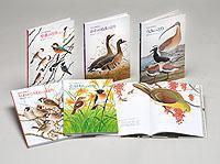 復刊・薮内正幸日本の野鳥セット(全6冊)