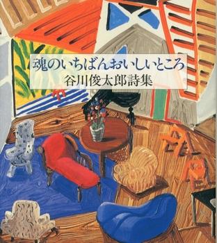 魂のいちばんおいしいところ 谷川俊太郎詩集