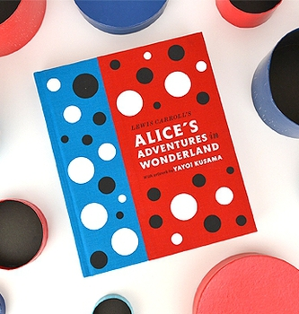 Alice's Adventures in Wonderland by草間彌生(洋書)