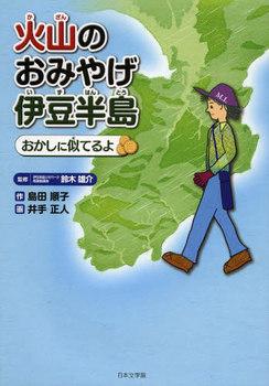 火山のおみやげ伊豆半島 おかしに似てるよ