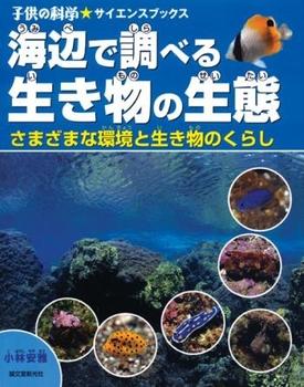 海辺で調べる生き物の生態