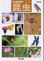 野外観察図鑑 1昆虫 改訂版