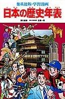 学習漫画 日本の歴史年表