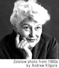 シャーロット・ゾロトウ(Charlotte Zolotow)
