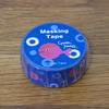 五味太郎 マスキングテープ15W まる