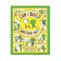 Can I Build Another Me?(ぼくのニセモノをつくるには 英語版)