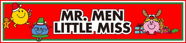 イギリスの国民的絵本「MR. MEN LITTLE MISS」