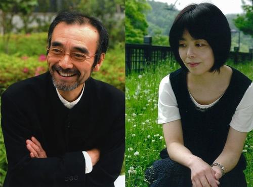 EhonNavi BLOG: 公開講座「新井満×俵万智-絵本談義」