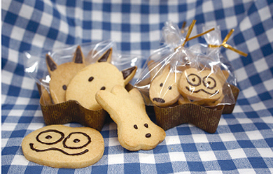 バムとケロ ミニクッキーカッター 3ケセット商品画像